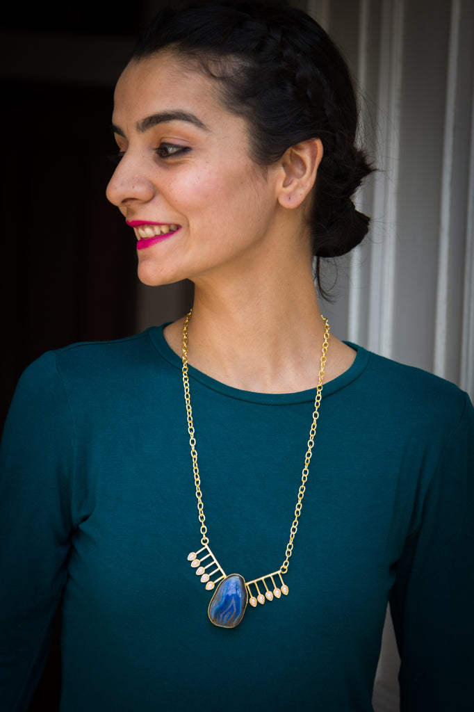 Arsk Statement Necklace