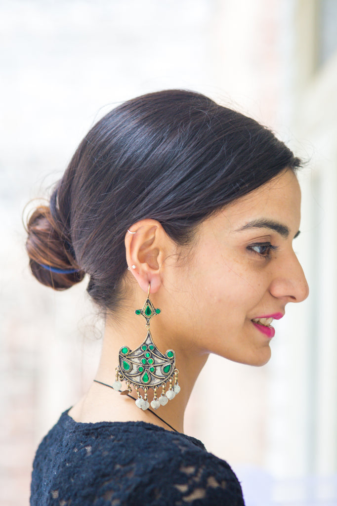 Lama Earrings