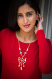 arthana statement necklace