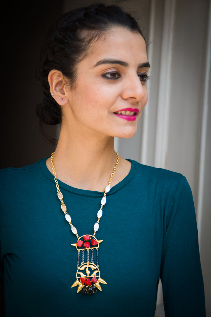 Arthared Statement Necklace