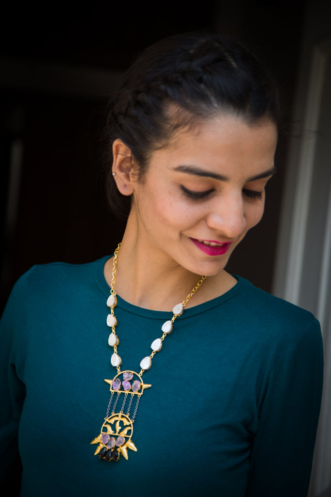 Conscience Statement Necklace