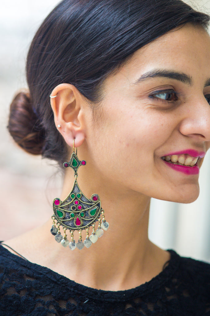 Mahira Earrings