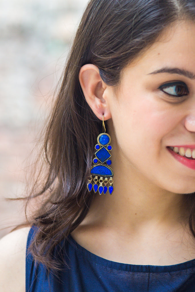 Mahlah Earrings