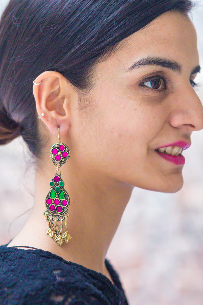 Manaal Earrings