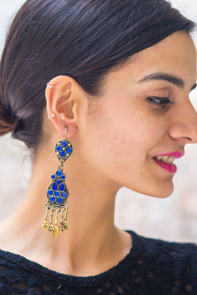 Manal Earrings