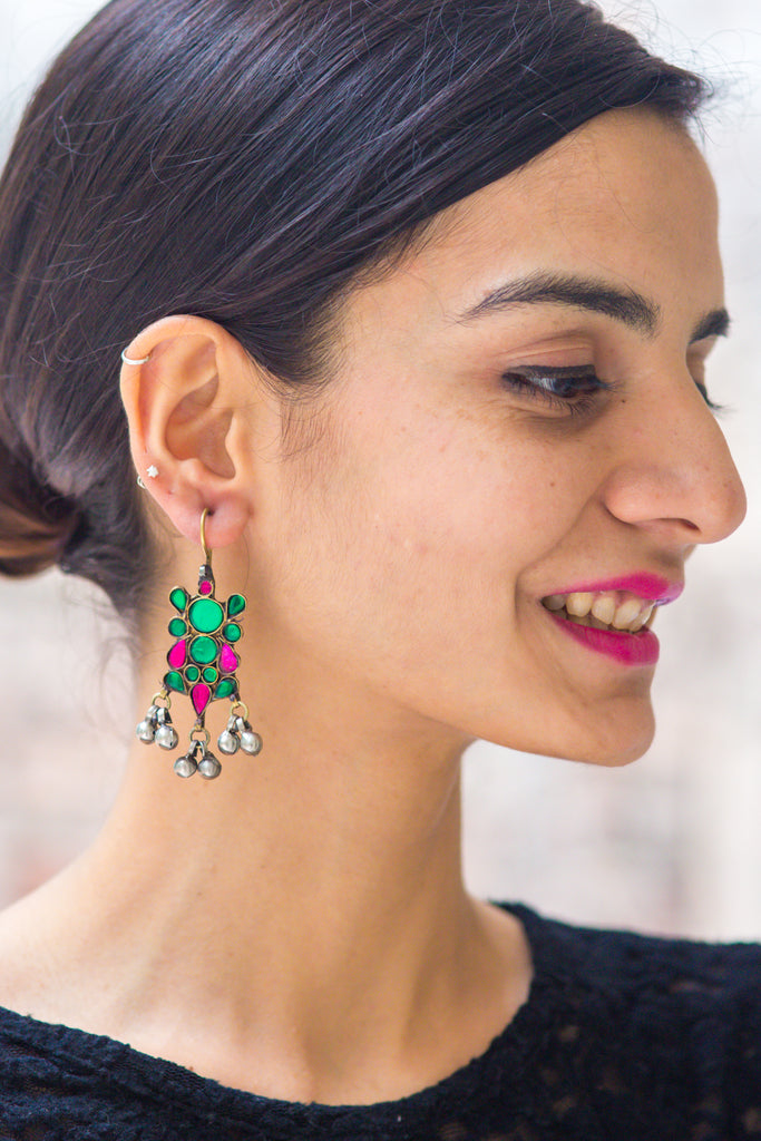 Manali Earrings