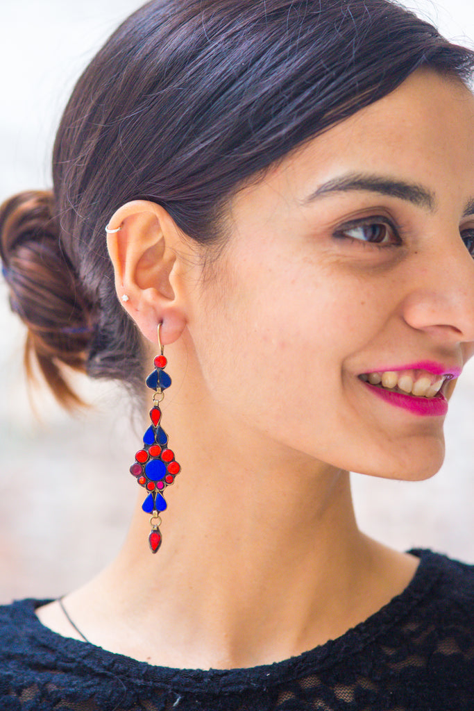 Mubashshara Earrings