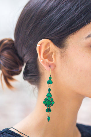 Mubinah Earrings