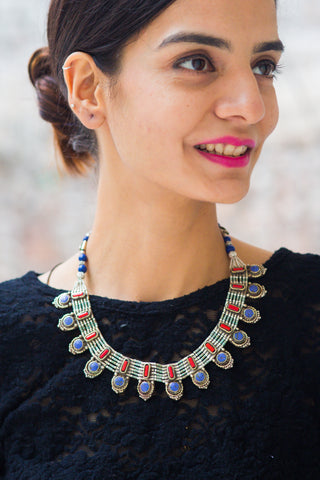 Akshada Nepali Necklace
