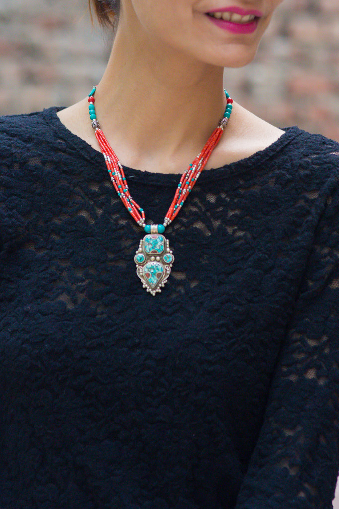 Padmini Nepali Necklace