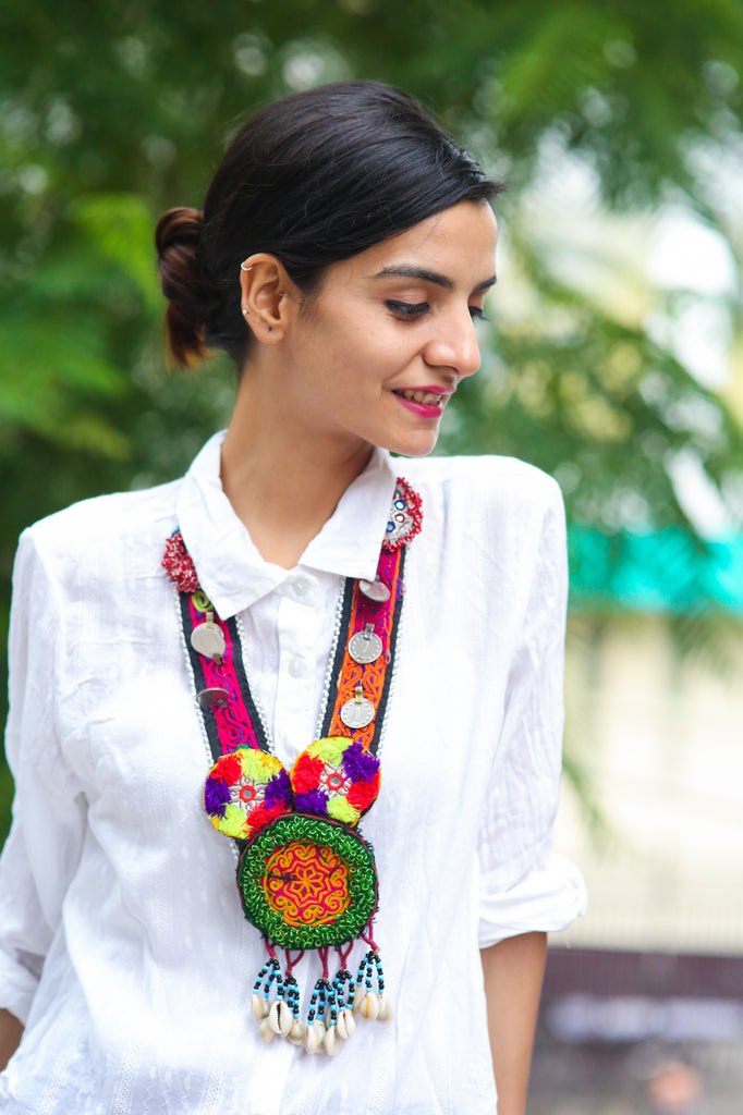Himaja Necklace