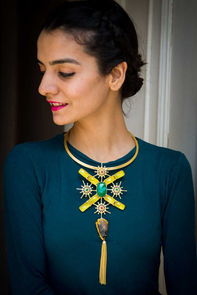 Anicia Statement Necklace