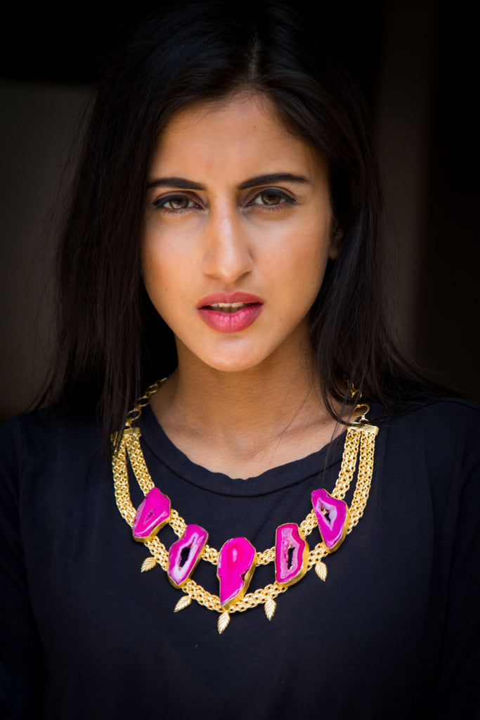 Anatolia Statement Necklace