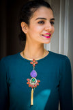 Amata Statement Necklace