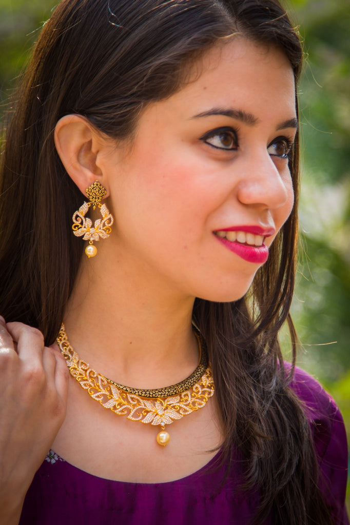 Pavithra Necklace
