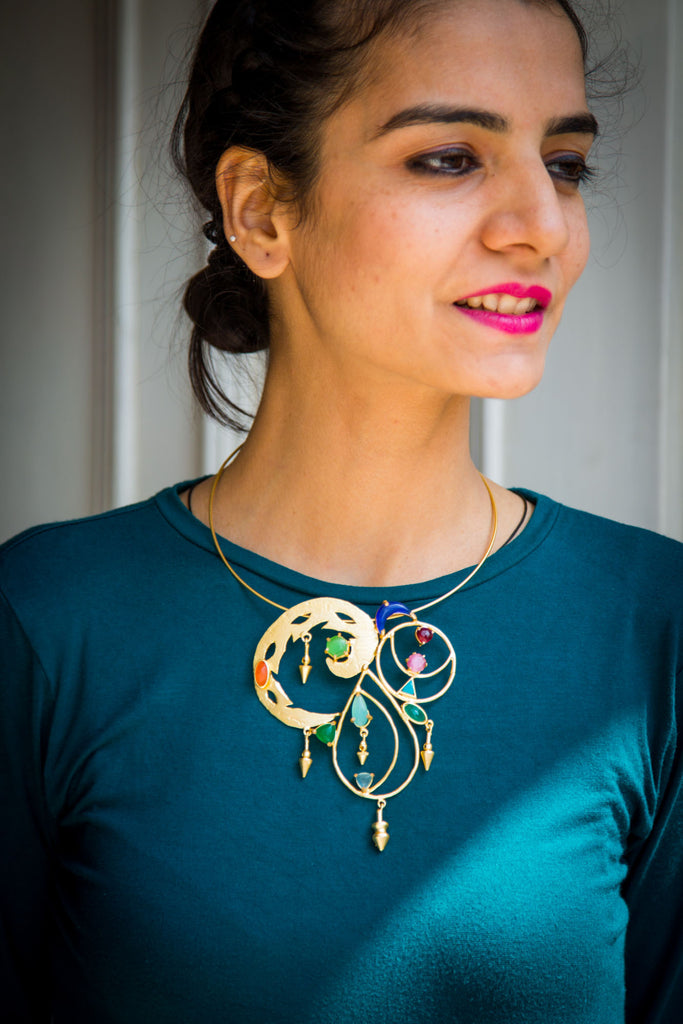 Alaranna Statement Necklace