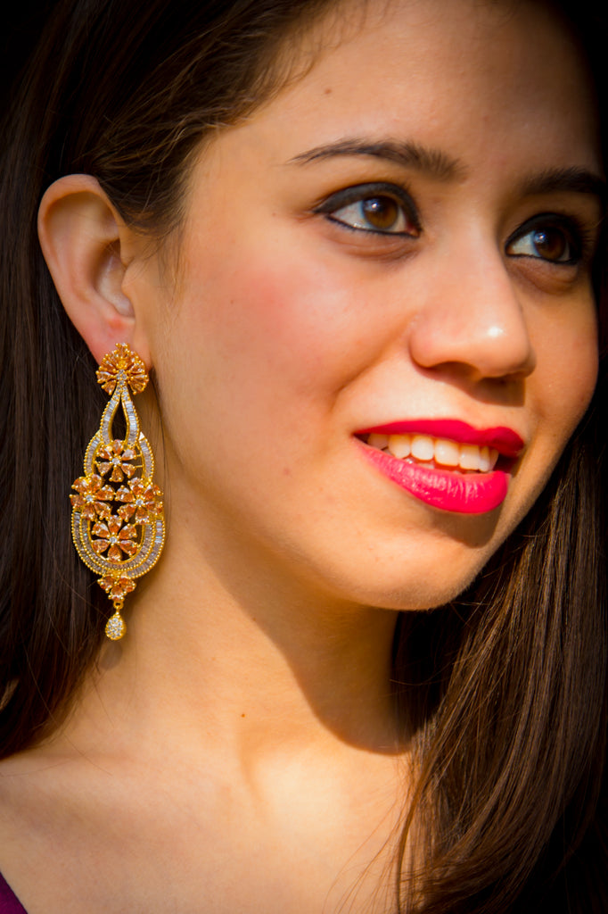 Pride Of Calcutta Earrings