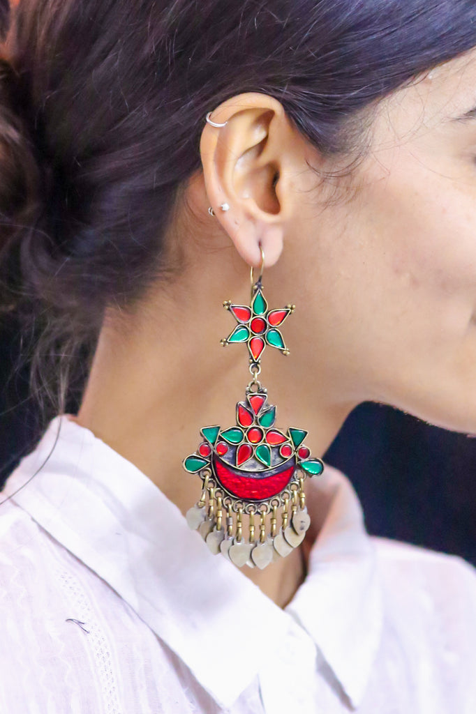 Naeema Earrings