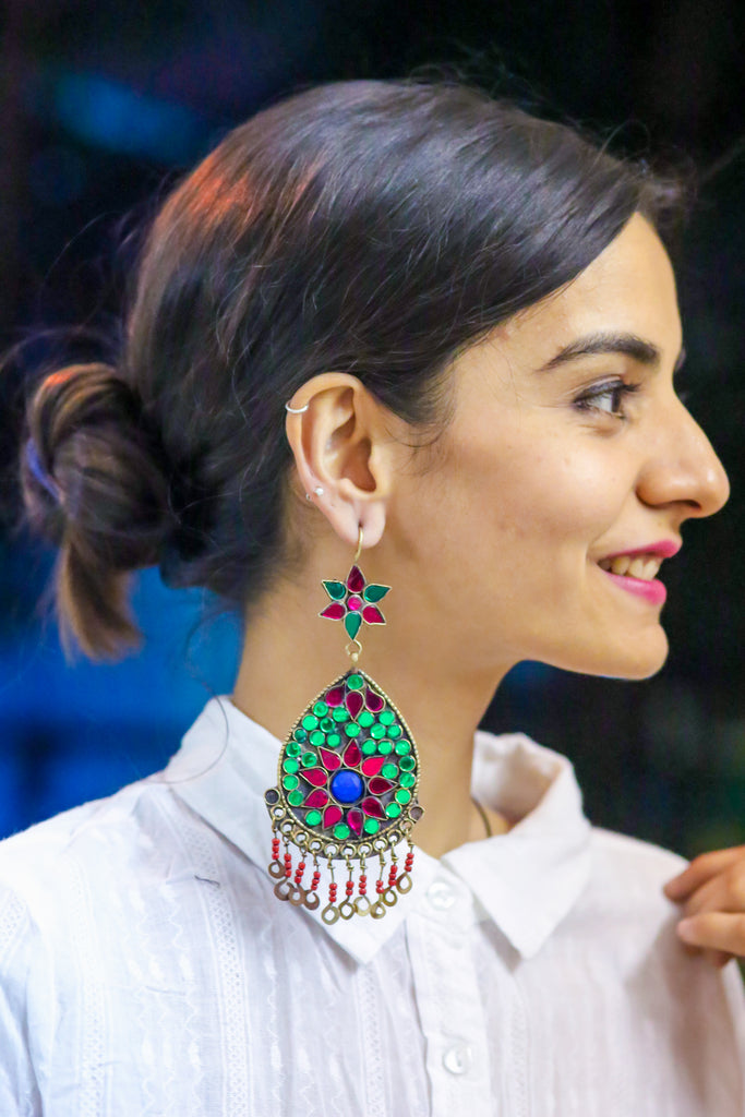 Nazeena Earrings
