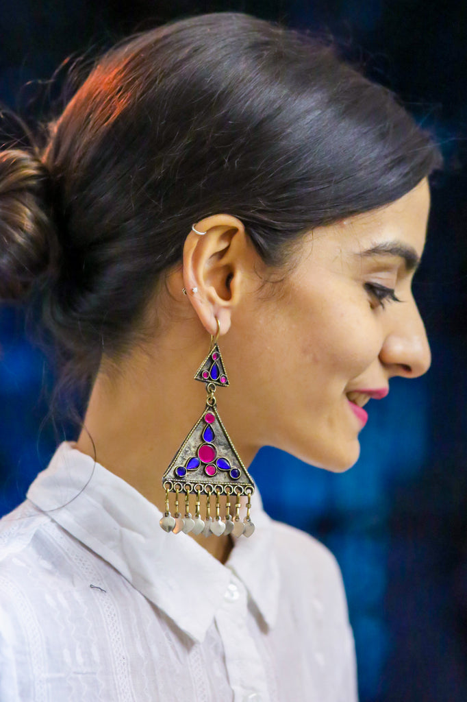 Nazeera Earrings