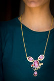 Waldon Statement Necklace