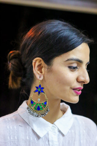 Nibaal Earrings