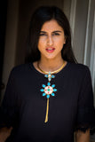 Divinity Statement Necklace