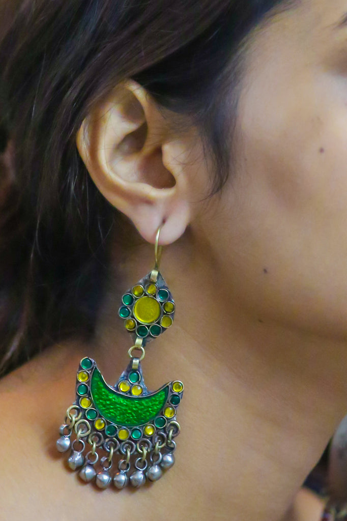 Nurjahan Earrings