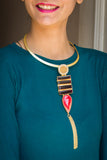 Asijona Statement Necklace