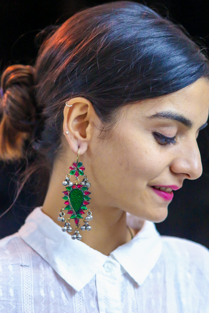 Ra'idah Earrings