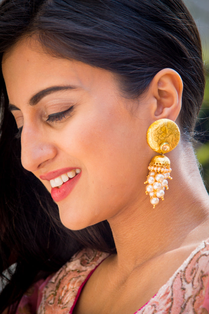 Sathya Earrings