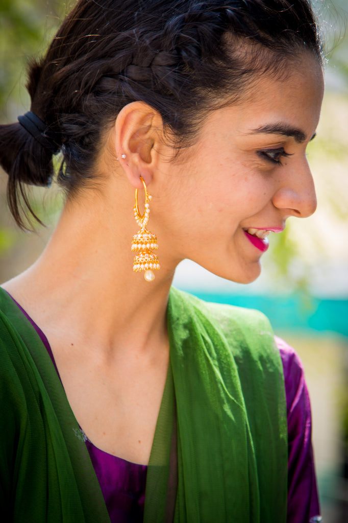 Sarasa Earrings