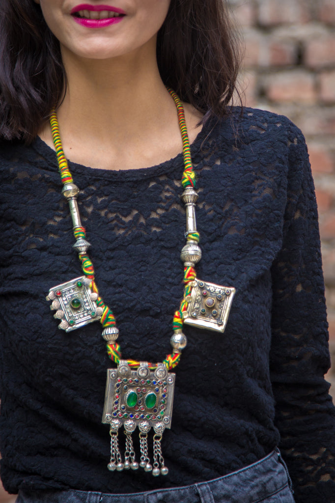 Tahira Necklace