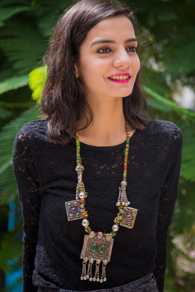 Sufia Necklace