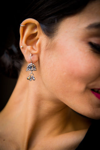 Choti Morni Earrings
