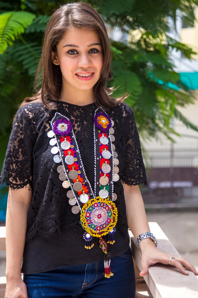 Qadira Necklace