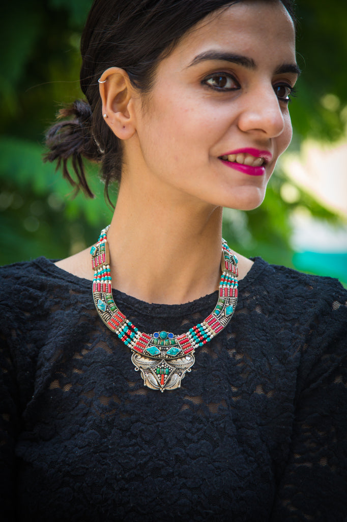 Darshini Nepali Necklace
