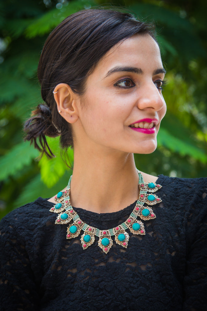 Leelawati Nepali Necklace