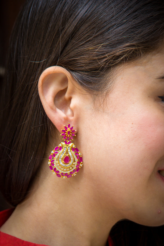Amrusha Earrings