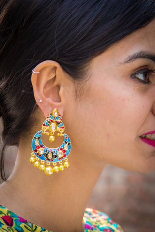 Aaloka Earrings