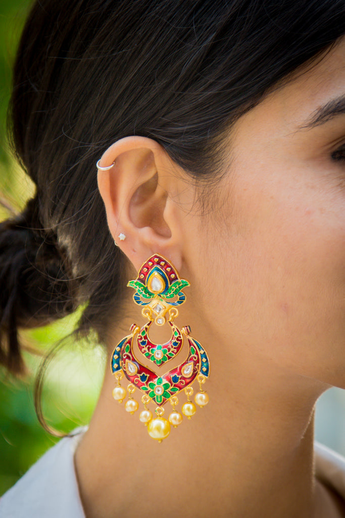 Shama Earrings