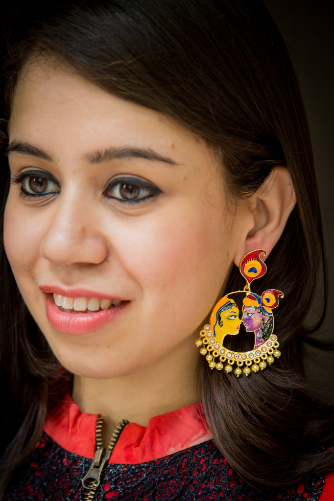 Saina Earrings