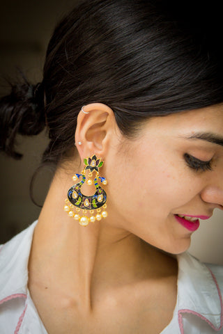 Sahla Earrings
