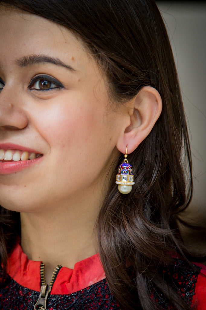 Kornai Earrings