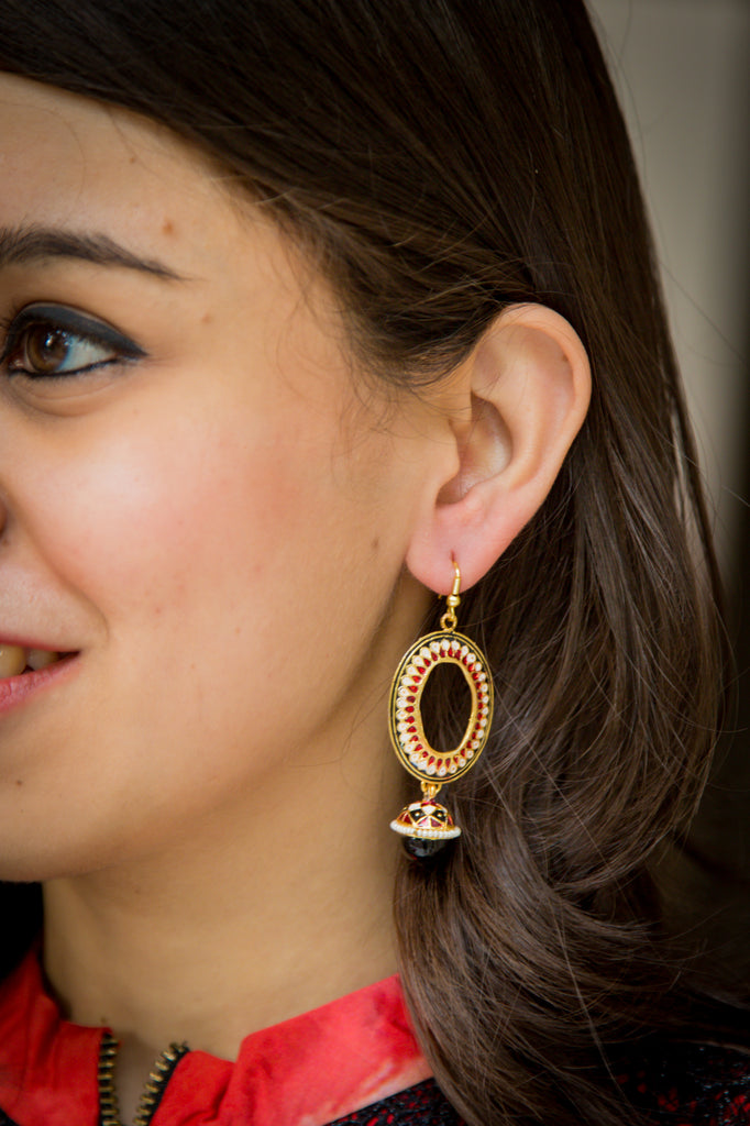 Kinal Earrings