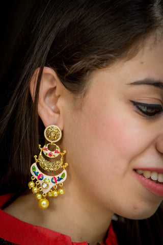 Keertana Earrings