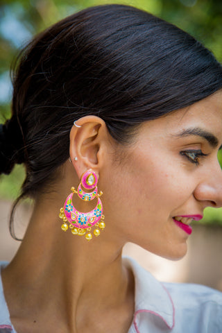 Kaasni Earrings