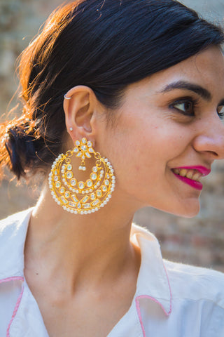 Angarika Earrings