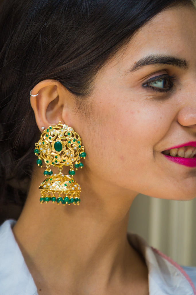 Anubha Earrings
