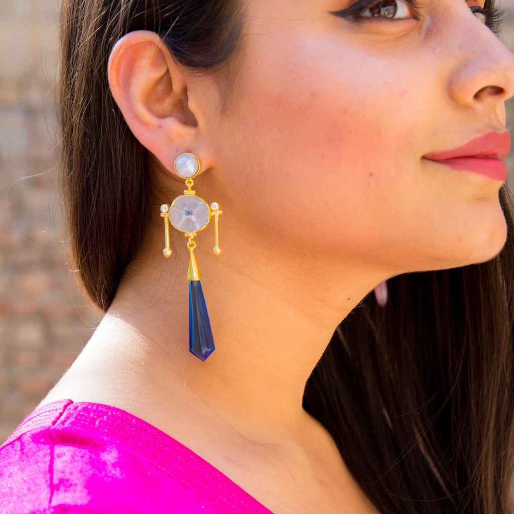 Dhriti Earrings